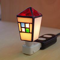 footlamp