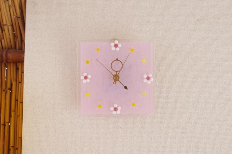 フュージングの時計