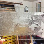 ステンドグラスで使うガラスでグルーチップ(もしくはフェザーガラス)っていうガラスがあるのですが…