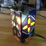 ステンドグラスを初めて作ったとは思えないです!みんな四苦八苦して素晴らしい作品が出来ました(>…