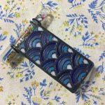 昔作った青海波の万華鏡